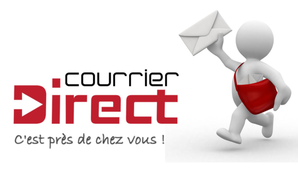 Logo Courrier-Direct