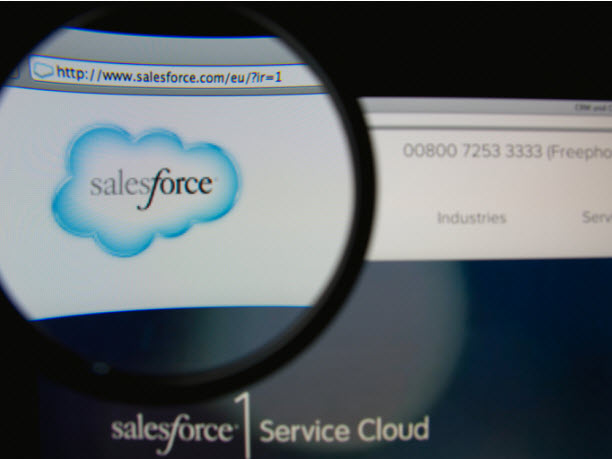 Sales Force - Service Cloud