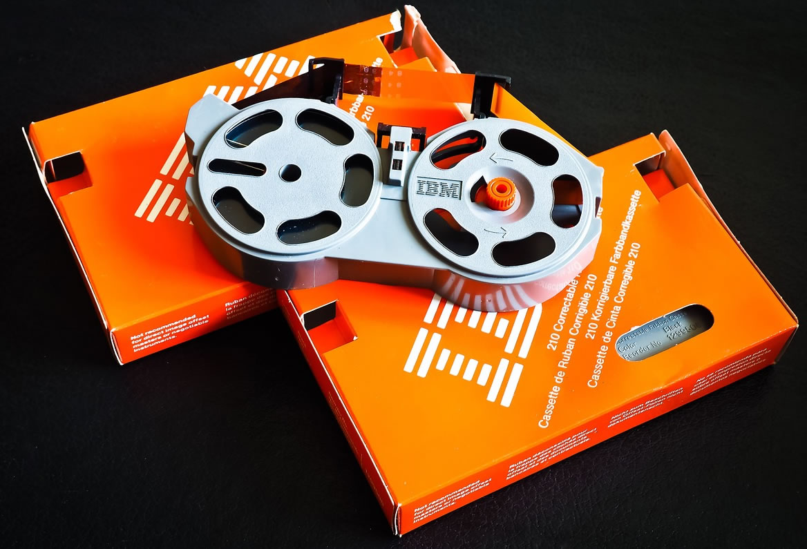 Cassette IBM