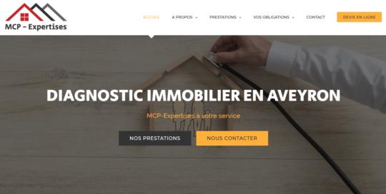 MCP-Expertises Accueil