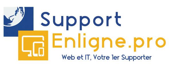 Logo Support Pro Web et IT